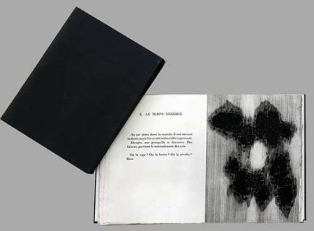 Иллюстрированная Книга Ubac - Lisière du devenir