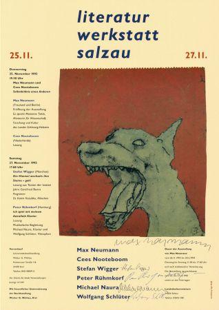 Афиша Neumann - Literatur Werkstatt Salzau