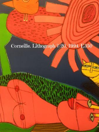 Литография Corneille - Lithograph 7/200