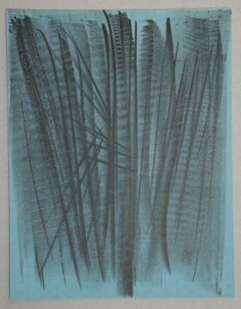 Литография Hartung - Lithograph pour XXe Siècle, 1964