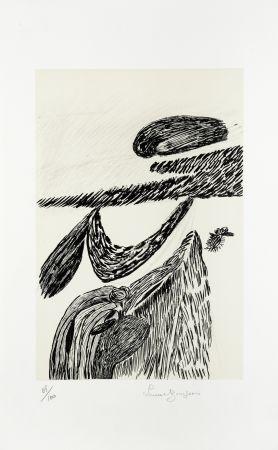 Литография Bourgeois - Lithographie II