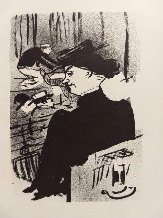 Иллюстрированная Книга Toulouse-Lautrec - Lithographs