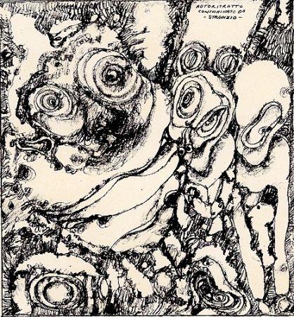 Иллюстрированная Книга Notari - Litografie