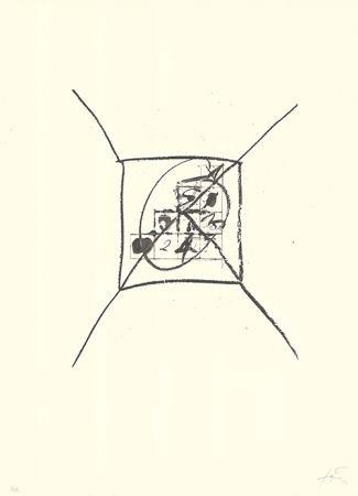 Литография Tàpies - Llambrec-9