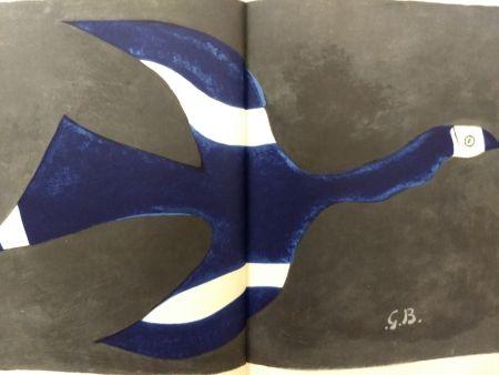 Иллюстрированная Книга Braque - L'oeuvre Graphique