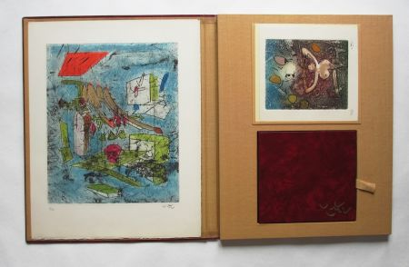 Иллюстрированная Книга Matta - L'oeuvre gravé
