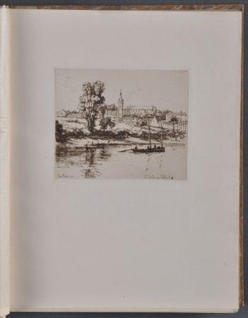 Гравюра Bejot - L'oeuvre gravé d'Eugène Béjot (with 3 ORIGINAL ETCHINGS)