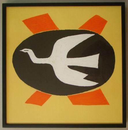 Литография Braque - L'oiseau de feu