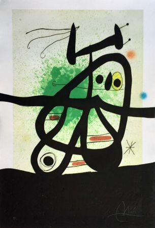 Нет Никаких Технических Miró - L'Oiseau Mongol