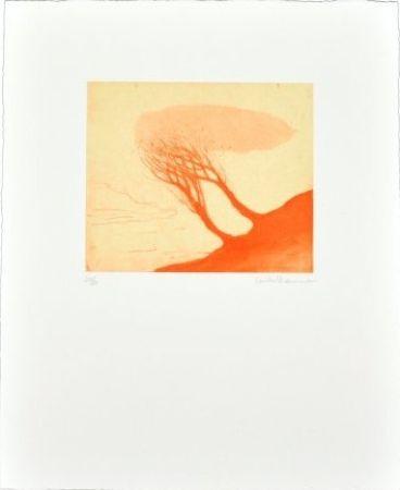 Многоэкземплярное Произведение Ikemura - Los árboles rojos