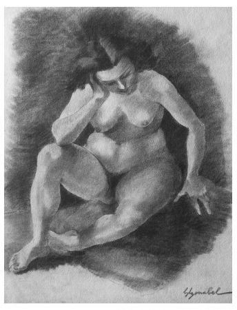Литография Bonabel - Louis-Ferdinand Céline - Litographie Originale / Original Lithograph - 1938