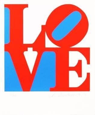 Нет Никаких Технических Indiana - LOVE (Red White Blue)