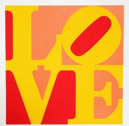 Многоэкземплярное Произведение Indiana - Love – Red Yellow Orange