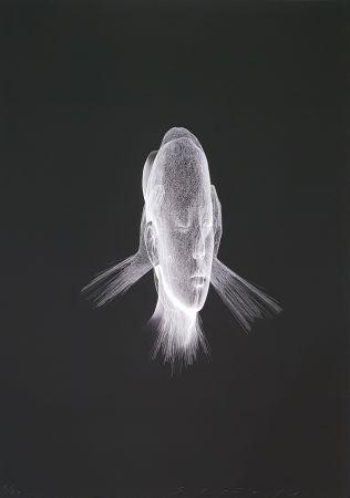 Многоэкземплярное Произведение Plensa - Lumière invisible Laura Asia