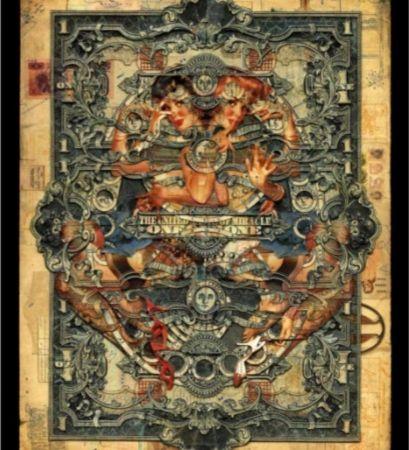 Сериграфия Handiedan - Luna Cogitationis No. 2