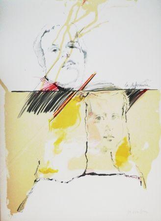 Литография Bru - Ménine
