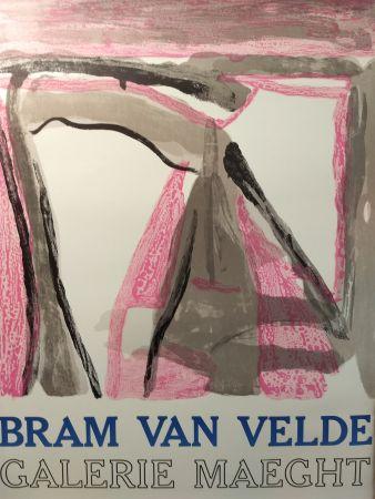 Афиша Van Velde - Maeght