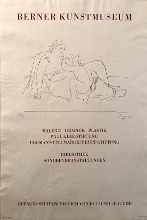 Гашение Picasso - Malerei -Graphik - Plastik - Paul Klee - Stiftung