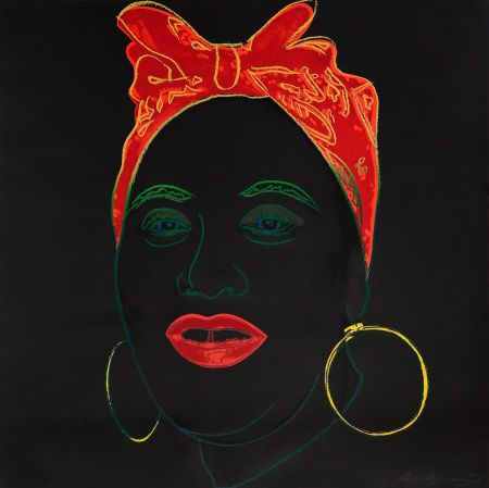 Сериграфия Warhol - Mammy (FS II.262)