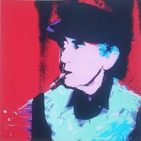 Сериграфия Warhol - MAN RAY FS II.148