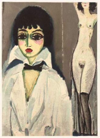 Литография Van Dongen - Marcele Leoni With Nude