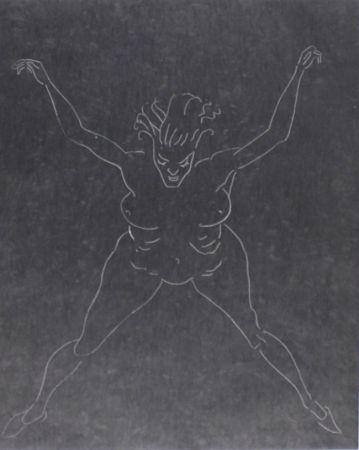 Офорт И Аквитанта Ray - Marguerite