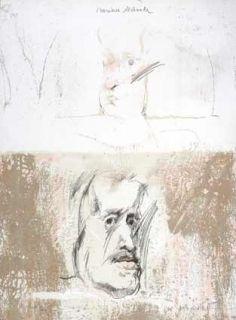 Литография Bru - Mariana destinada Velasquez
