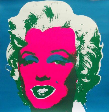 Сериграфия Warhol - Marilyn