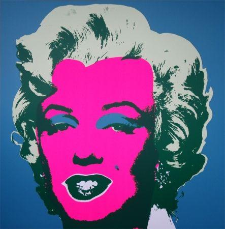 Сериграфия Warhol (After) - Marilyn 11.30