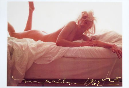 Фотографии Stern - Marilyn in Bed I