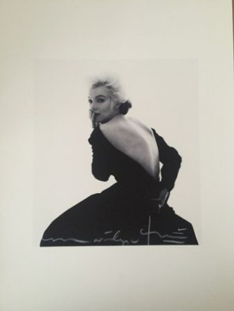Фотографии Stern - Marilyn in Famous Black Dress (1962)