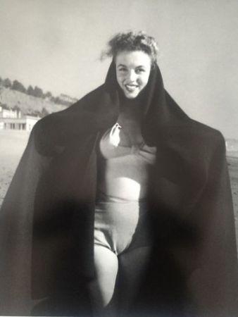 Фотографии De Dienes  - Marilyn. La sortie de bain. (1945)