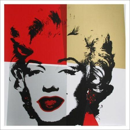 Сериграфия Warhol (After) - Marilyn Monroe