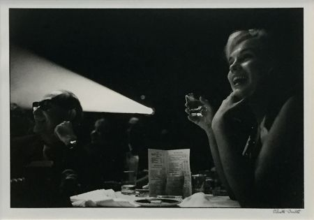 Фотографии Erwitt - MARILYN MONROE DURING THE FILMING OF