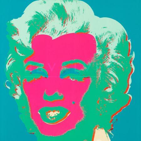 Сериграфия Warhol - Marilyn Monroe (Fs Ii.30)