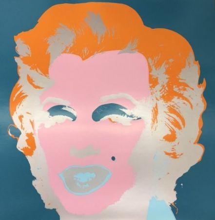 Сериграфия Warhol - Marilyn X