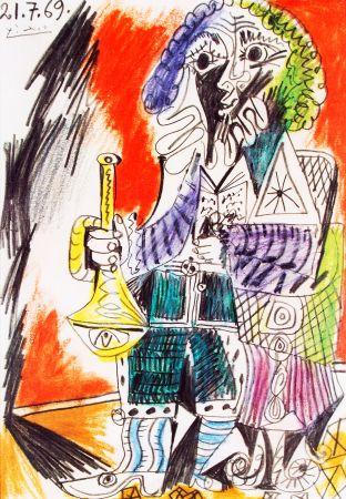 Литография Picasso - Marlborough - Saidenberg , New York  Huge