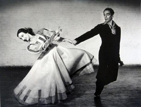 Фотографии Morgan - Martha Graham Dance Troupe- Square Dance, 1938