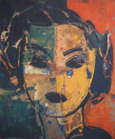 Сериграфия Valdés - Matisse como pretexto