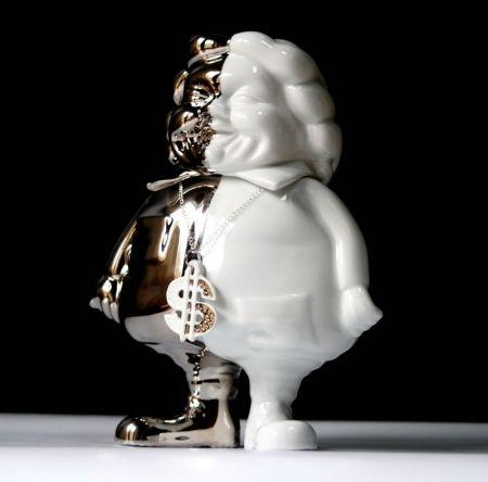 Многоэкземплярное Произведение English - Mc Supersize Platinum Porcelain