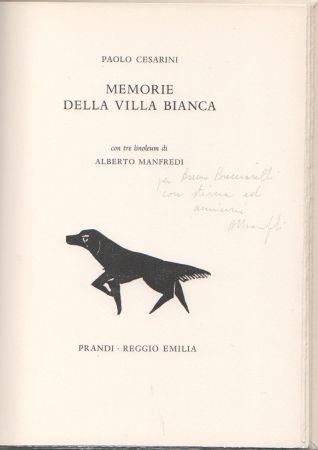 Иллюстрированная Книга Manfredi - Memorie della villa bianca