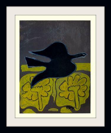 Литография Braque - Menton