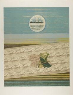Литография Ernst - Mer Et Soleil