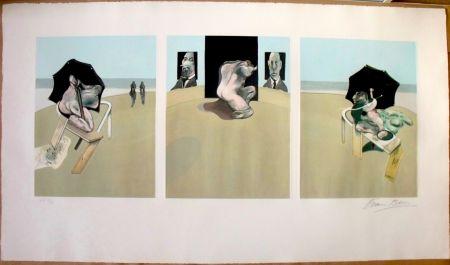 Офорт И Аквитанта Bacon - Metropolitan Triptych