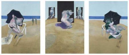 Гравюра Bacon - Metropolitan Triptych (3)