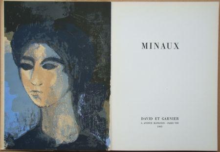 Иллюстрированная Книга Minaux - Minaux