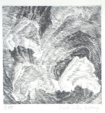 Гравюра Celan Lestrange - Minuscules épisodes 7 - Craie et silex