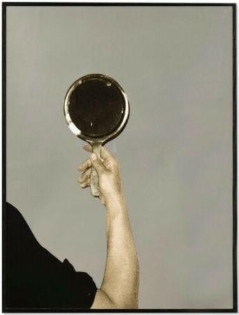 Сериграфия Pistoletto - Mirror