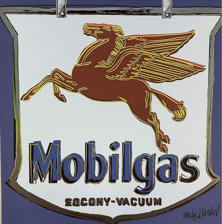Гашение Warhol - Mobilgas