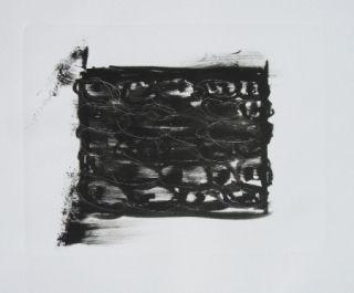 Литография Kounellis - MOD 2